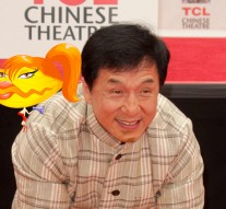 Jackie Chan Hand and Foot Print Ceremony